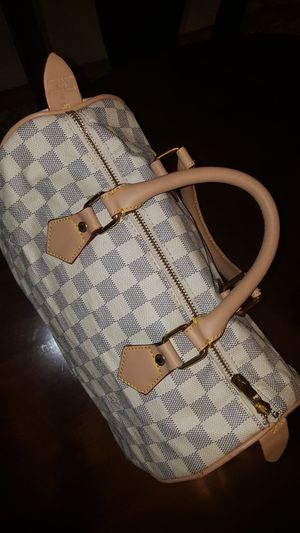 Louis Vuitton Leather Tote Bag for Sale in Fairfax, VA
