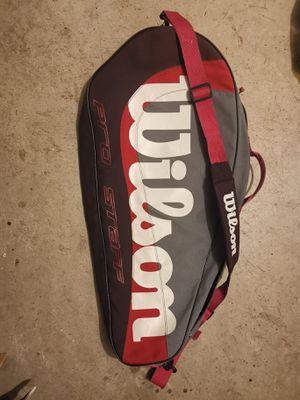 Wilson Pro Staff Tennis Racquet Bag for Sale in Brea, CA