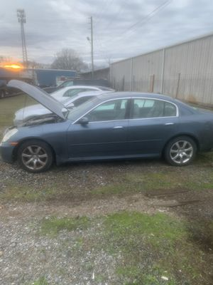 2005 G35X Infiniti Part Out for Sale in Acworth, GA