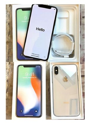 iPhone X 256GB First Used for Sale in Lexington, KY
