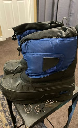 Kids size 3 Ranger Snow Boots youth boy for Sale in Torrance, CA