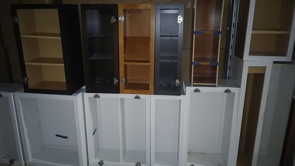 Kitchen cabinets for clearance