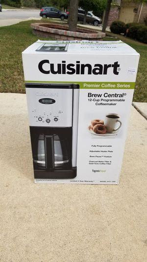 Cuisinart Coffee Maker for Sale in San Antonio, TX