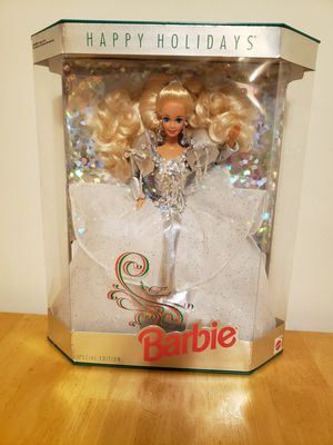 1992 Holiday Barbie for Sale in Spring Lake Park, MN