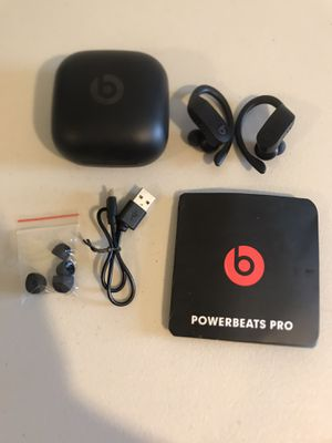 Power beats pro by Dr. Dre SAME DAY SHIPPING for Sale in Silver Spring, MD