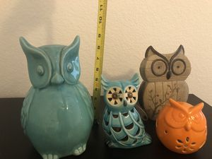 4 owls for Sale in Avondale, AZ