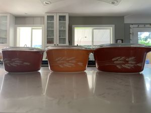 Wheat theme Pyrex Set for Sale in Denver, CO