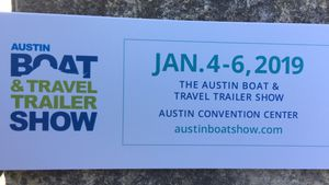 2019 Austin Boat and Travel Trailer Show (8 General Admission Tickets) January 5th and 6th 2 DAYS ONLY for Sale in Austin, TX