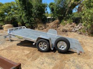Tilt trailer- Aluminum for Sale in Vista, CA
