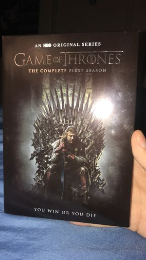 Game of Thrones Season 1! - Like New Condition! for Sale in Phoenix, AZ