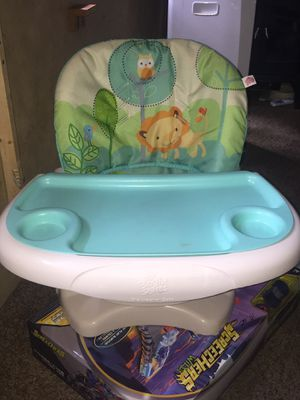 Bright start booster seat for Sale in Lynnwood, WA