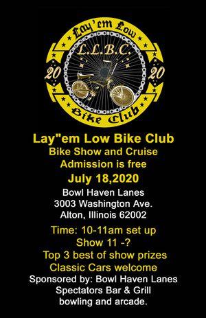 Free Bike Show for Sale in Alton, IL