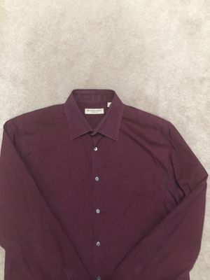 Burberry men's shirt for Sale in Cleveland, OH