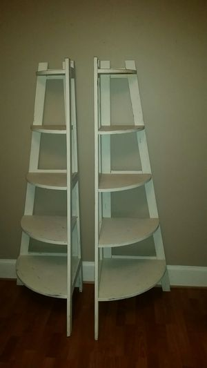 White bookcase for Sale in Vienna, VA