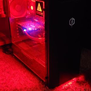 CyberPowerPc And Monitor Bundle! for Sale in Huntington Beach, CA