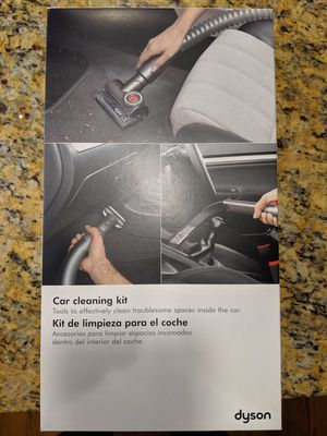 Dyson car cleaning vaccum kit for Sale in Ellicott City, MD