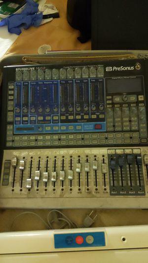 Presonus studiolive 16.0.2 for Sale in Westminster, CA
