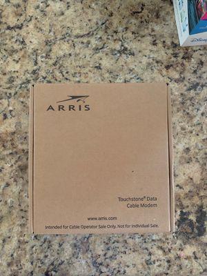 ARRIS MODEM for Sale in Glendale, AZ