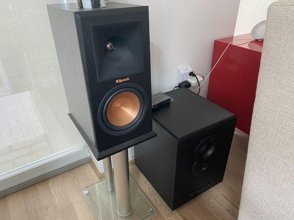 Klipsch Speaker Setup w/ Pioneer elite receiver