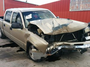 2007 Classic Chevy Silverado for parts for Sale in Houston, TX