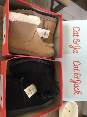 Cat & Jack Girls Boots for Sale in Fontana, CA