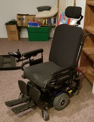 Pride Mobility J6 Electric Wheelchair with for Sale in Pasco, WA