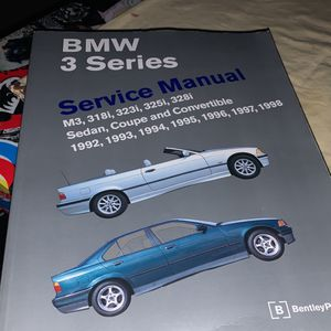 BMW E36 Repair Manual, Bentley Publishers Brand New Condition $60.00 for Sale in Claremont, CA