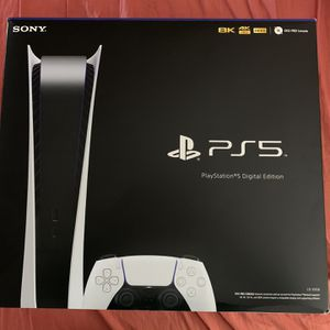 Bnew Sealed Sony Ps5 From Best Buy for Sale in City of Industry, CA