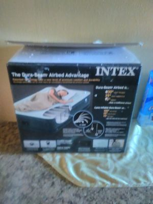 Intex Air Mattress for Sale in Tulare, CA