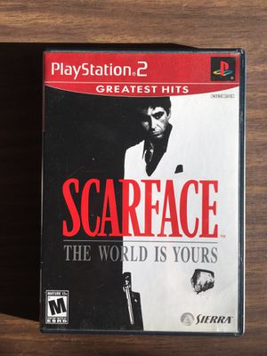 PlayStation 2 Scarface for Sale in Antioch, CA