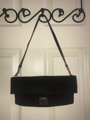 *** DOONEY AND BOURKE SUEDE, EVENING BAG *** for Sale in Alexandria, VA