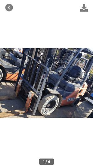 5k whse forklift for Sale in Escondido, CA