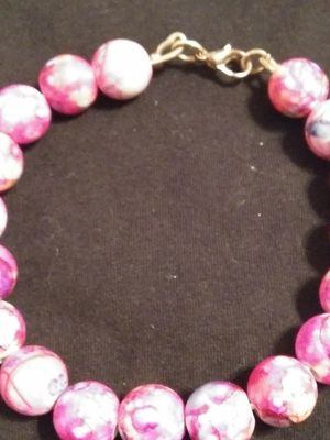 Pink bracelet for Sale in Soperton, GA