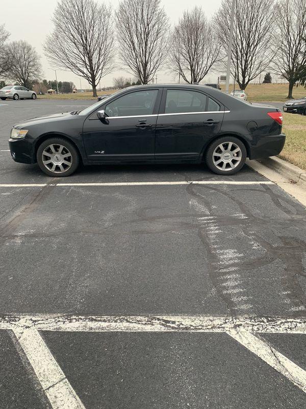 07 Lincoln MKZ