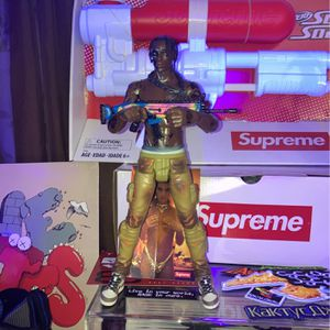 Travis Scott 12' Action FIGURE MERCH Bundle Sale for Sale in Alexandria, VA