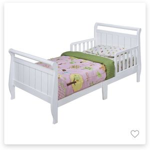 Davinci White Toddler Bed for Sale in La Mirada, CA