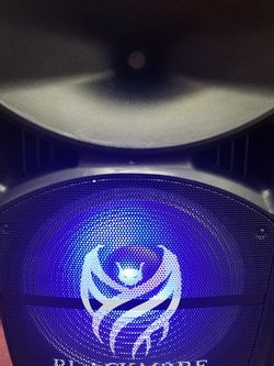 "15"" WOOFERS. LOUD AND POWERFUL BLUETOOTH DJ TROLLEY PARTY SPEAKER WITH WIRELESS MICROPHONE. for Sale in Los Angeles,  CA"