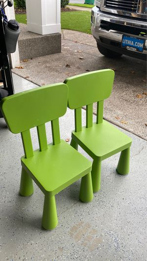 Kids chairs for Sale in Vancouver, WA