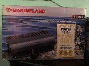 Marineland bio-wheel emperor 400 for Sale in Delano, CA