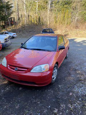 Honda Civic for Sale in Tacoma, WA