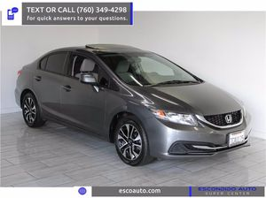 2013 Honda Civic Sdn for Sale in Escondido, CA