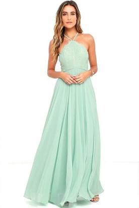 Lulus: Everlasting Enchantment Sage Green Maxi Dress for Sale in Rosemead, CA