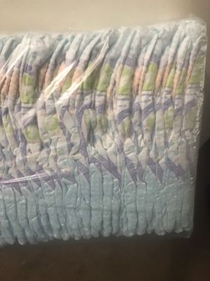 25 pack of size 5 diapers for Sale in Fort Worth, TX