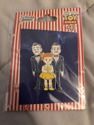 Disney pin toy story 4 for Sale in Miami, FL