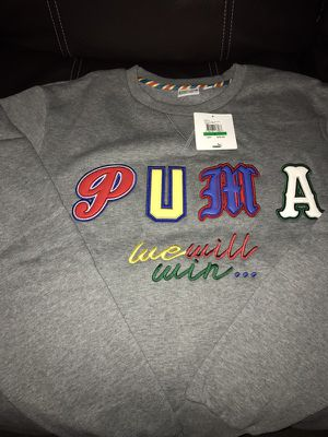 Puma sweater size large for Sale in Tampa, FL