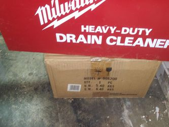 Milwaukee Heavy Duty Drain Cleaner for Sale in San Leandro,  CA