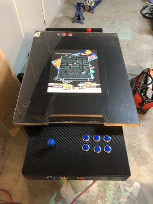 """Arcade classics cocktail table 17"""" trade for pool table 8' for Sale in Las Vegas, NV"""