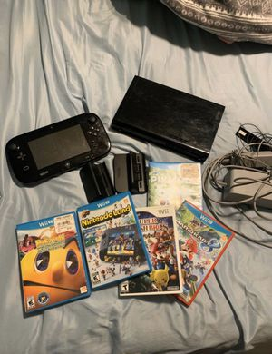 Wii U Bundle for Sale in San Antonio, TX