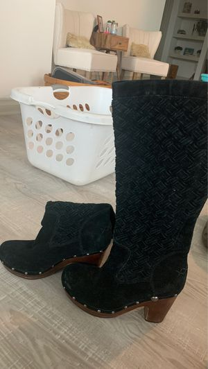 UGG high heel boots for Sale in Land O' Lakes, FL