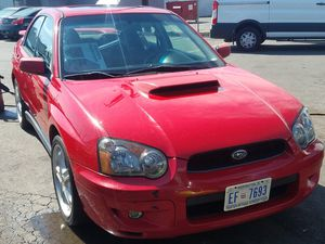 2004 subaru wrx automatic limited edition for Sale in Silver Spring, MD